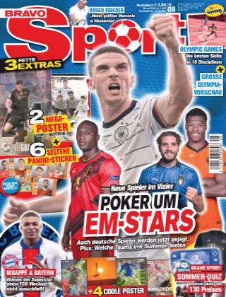 Bravo Sport NR.08 2021