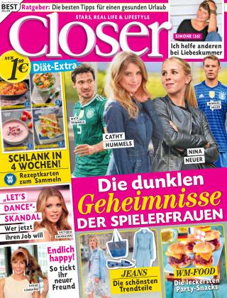 Closer - DE NR.25 2018