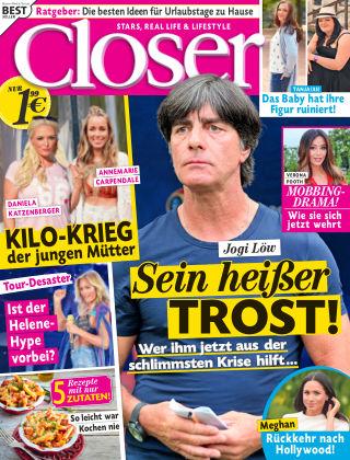 Closer - DE NR.28 2018