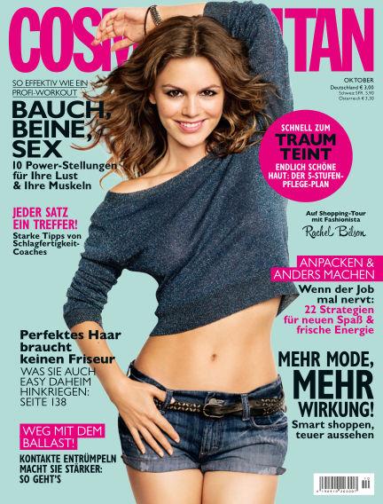 Cosmopolitan - DE September 11, 2014 00:00