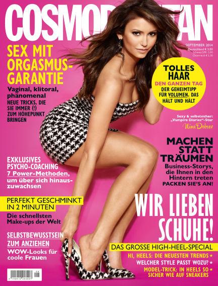 Cosmopolitan - DE August 14, 2014 00:00