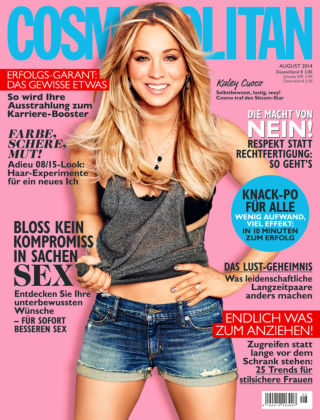Cosmopolitan - DE NR.8 2014