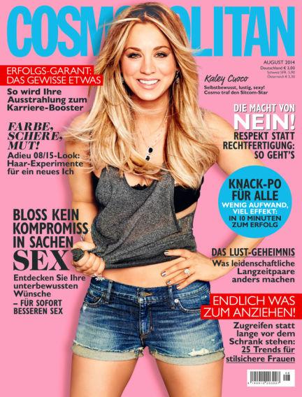 Cosmopolitan - DE July 17, 2014 00:00