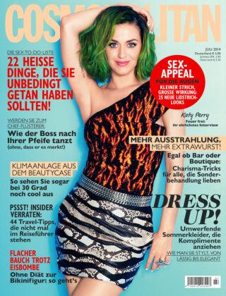 Cosmopolitan - DE NR.7 2014