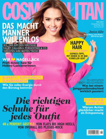 Cosmopolitan - DE April 17, 2014 00:00