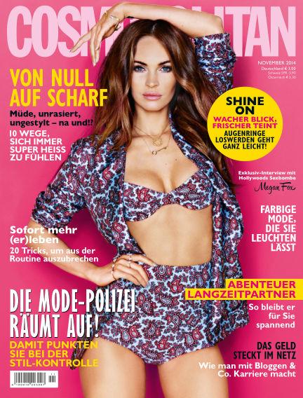 Cosmopolitan - DE October 16, 2014 00:00