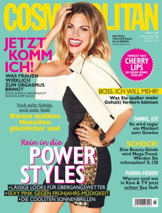 Cosmopolitan - DE NR.3 2014