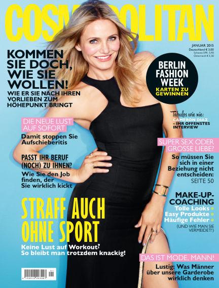 Cosmopolitan - DE December 11, 2014 00:00