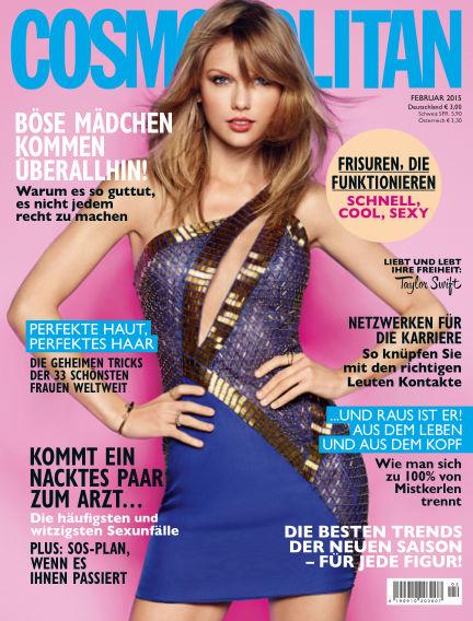 Cosmopolitan - DE January 15, 2015 00:00