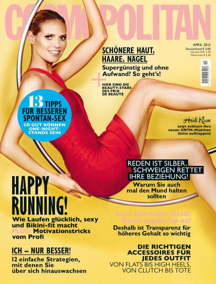 Cosmopolitan - DE March 12, 2015 00:00