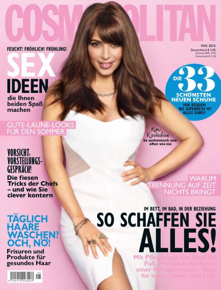 Cosmopolitan - DE April 16, 2015 00:00