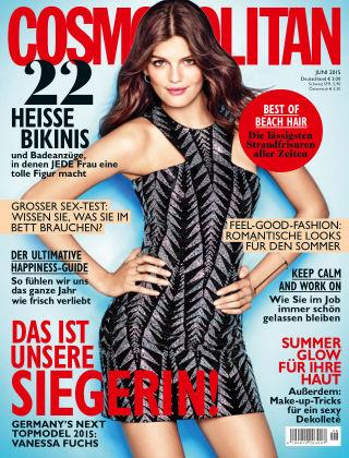 Cosmopolitan - DE NR.6 2015
