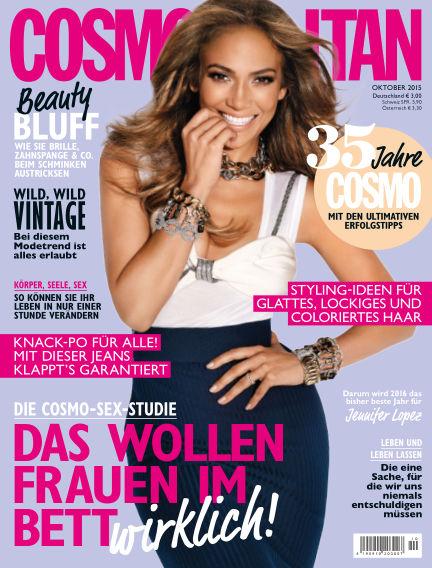 Cosmopolitan - DE September 10, 2015 00:00