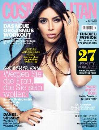 Cosmopolitan - DE NR.01 2016
