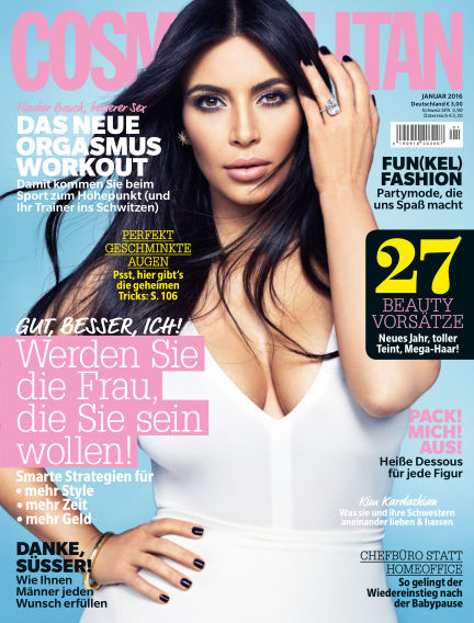 Cosmopolitan - DE December 10, 2015 00:00