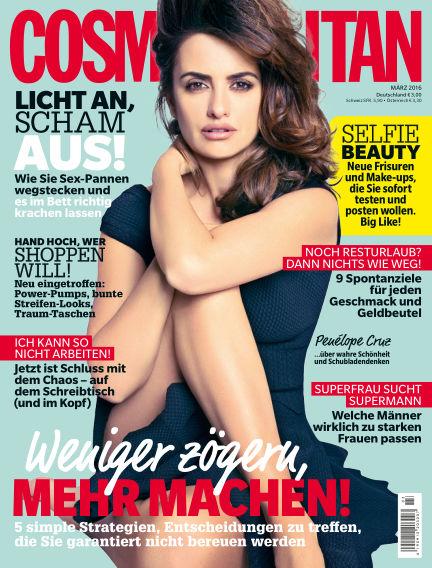 Cosmopolitan - DE February 11, 2016 00:00