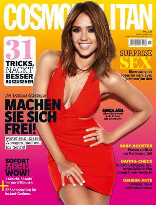 Cosmopolitan - DE NR.05 2016