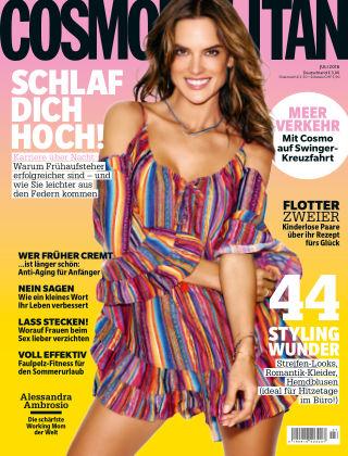 Cosmopolitan - DE NR.07 2016