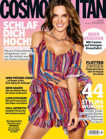 Cosmopolitan - DE June 16, 2016 00:00