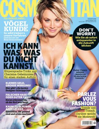 Cosmopolitan - DE NR.08 2016