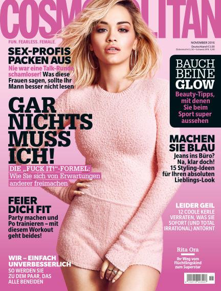 Cosmopolitan - DE October 13, 2016 00:00