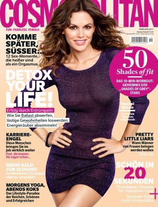 Cosmopolitan - DE NR.02 2017