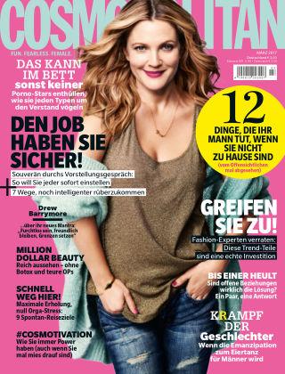 Cosmopolitan - DE NR.03 2017