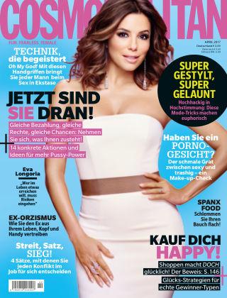 Cosmopolitan - DE NR.04 2017