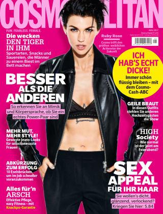 Cosmopolitan - DE NR.05 2017