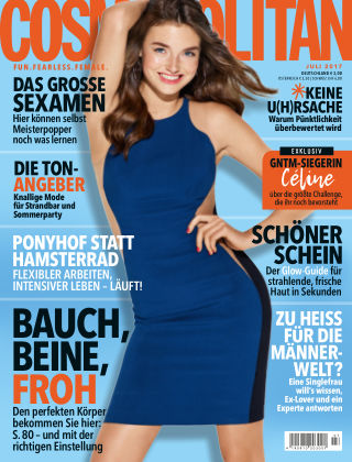 Cosmopolitan - DE NR.07 2017