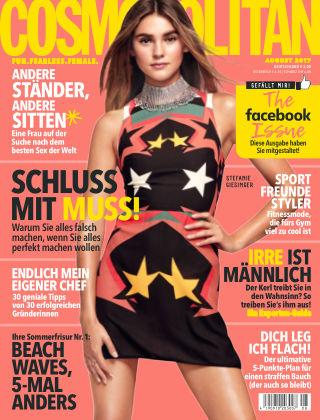 Cosmopolitan - DE NR.08 2017