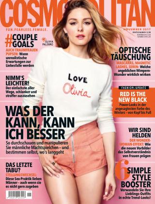 Cosmopolitan - DE NR.11 2017