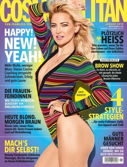 Cosmopolitan - DE December 07, 2017 00:00