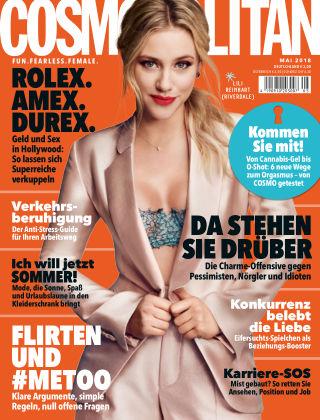 Cosmopolitan - DE NR.05 2018