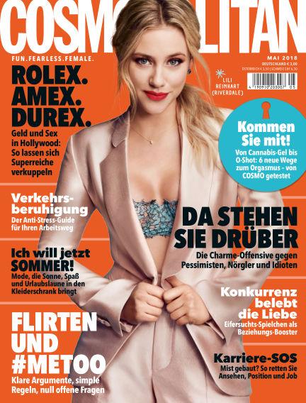 Cosmopolitan - DE April 12, 2018 00:00