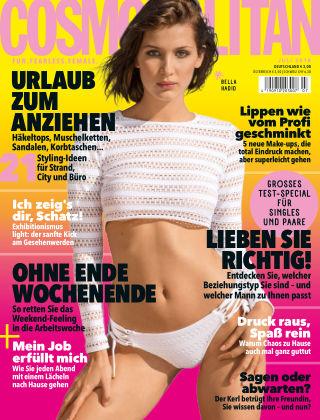 Cosmopolitan - DE NR.07 2018