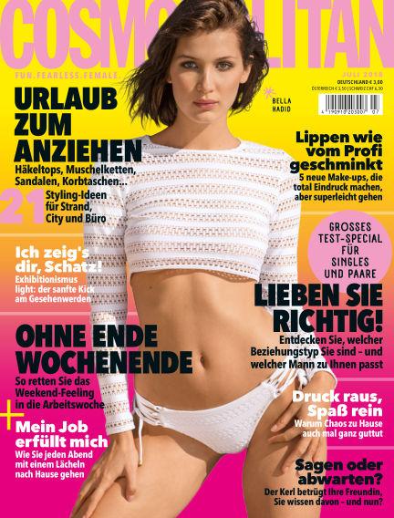 Cosmopolitan - DE