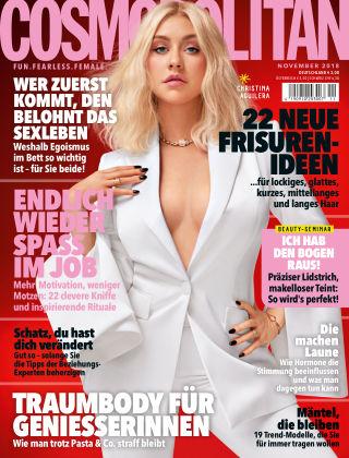 Cosmopolitan - DE NR.11 2018