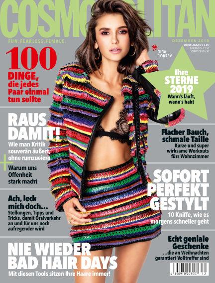 Cosmopolitan - DE November 08, 2018 00:00
