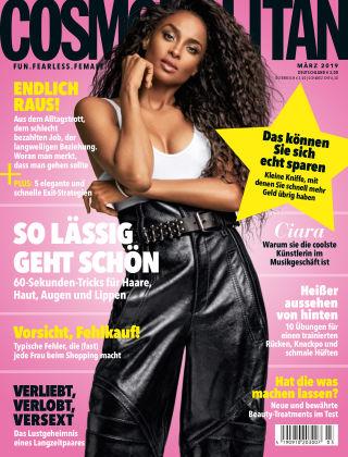 Cosmopolitan - DE NR.03 2019