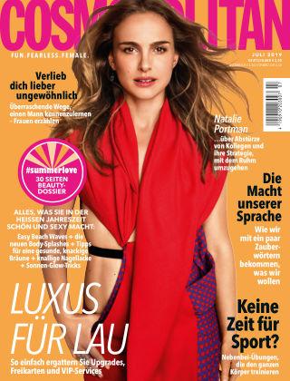 Cosmopolitan - DE NR.07.2019