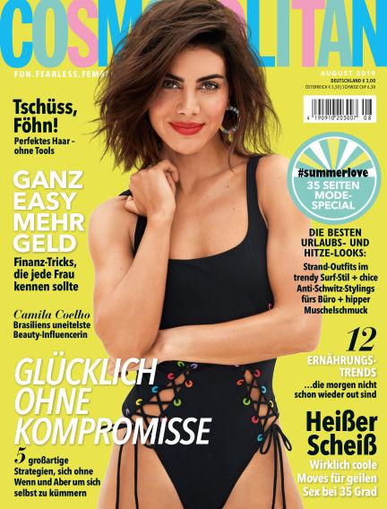 Cosmopolitan - DE July 11, 2019 00:00