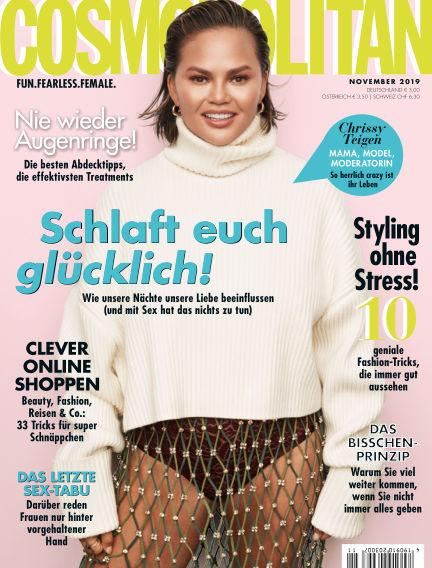 Cosmopolitan - DE October 10, 2019 00:00