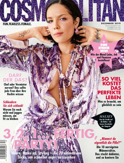 Cosmopolitan - DE November 14, 2019 00:00