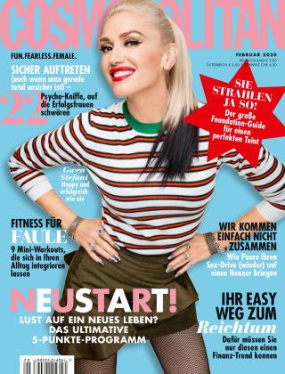 Cosmopolitan - DE NR.02 2020