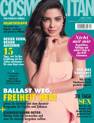 Cosmopolitan - DE NR.04 2020