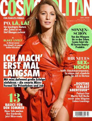 Cosmopolitan - DE NR.07 2020