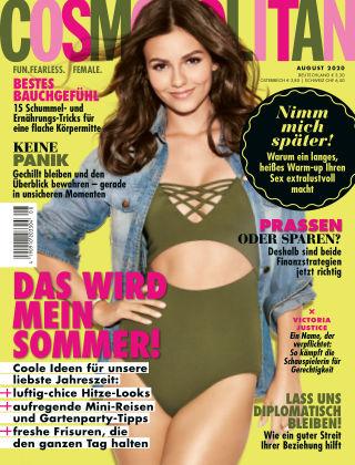 Cosmopolitan - DE NR.08 2020