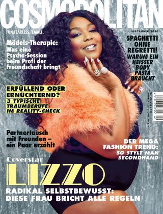 Cosmopolitan - DE NR.09 2020