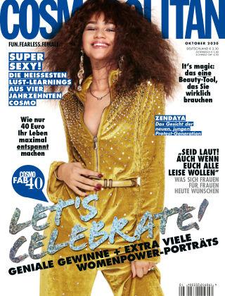 Cosmopolitan - DE NR.10 2020